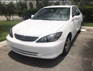 2002 Toyota Camry 4 cylinder for parts for Sale in Sunrise, FL