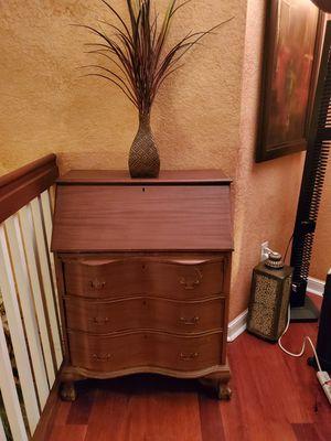 Antique Secretary Desk for Sale in Miramar, FL
