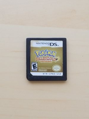 Pokemon Heartgold for Nintendo DS for Sale in Phoenix, AZ