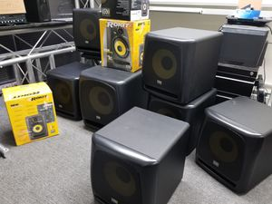 KRK 10s / 12s / Rokit 5 g3 and VXT 4 (10 speakers) for Sale in Westminster, CA