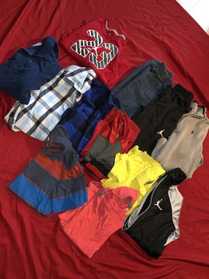 Size 7 boy clothes. for Sale in Durham, NC