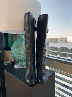Franco Sarto Wedge Boots. Size 6 in women for Sale in Silver Spring,  MD