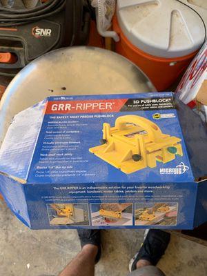 Grr-ripper push block for Sale in San Diego, CA
