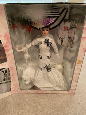 My fair lady Barbie (Eliza Doolittle Barbie) for Sale in Rockwall, TX