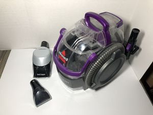 BISSELL SpotClean Pet Pro Portable Carpet Cleaner, 2458 for Sale in Henderson, NV