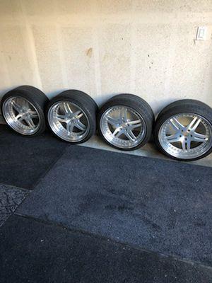 Three piece wheels for Sale in Vallejo, CA