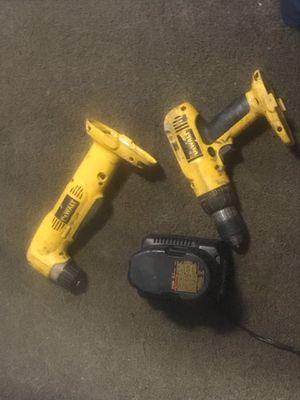 Dewalt 18v drill set for Sale in Everett, WA