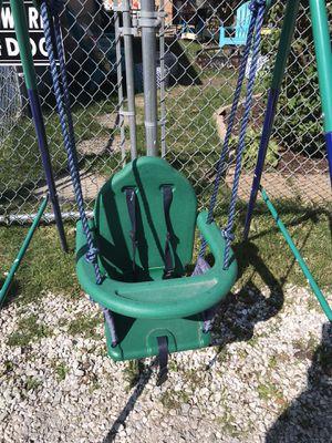 Aleko baby/toddler indoor/outdoor swing for Sale in Skokie, IL
