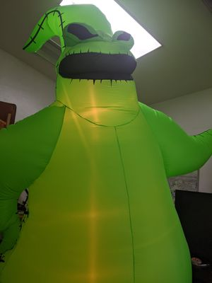 10.5 ft tall oogie boogie inflatable for Sale in Tempe, AZ