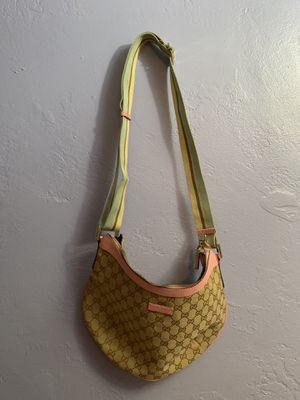 Gucci Monogram GG Messenger Bag Purse for Sale in Phoenix, AZ