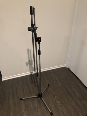 Vintage mic Stand 1970s. for Sale in Los Angeles, CA