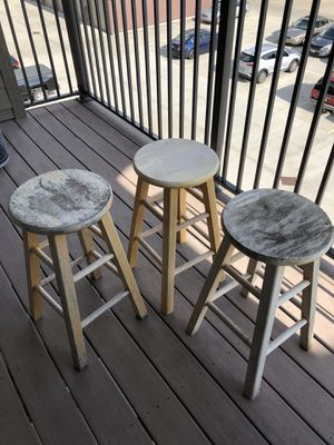 Deck stools for Sale in Lincoln, NE