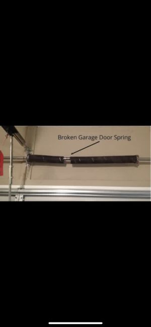 Garage door parts for Sale in North Las Vegas, NV