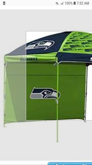 SEAHAWKS 10X10 CANOPY NEW & 50 other items for Sale in Kirkland, WA