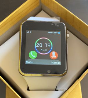 GT08 A1 Smart Watch for Sale in Norco, CA