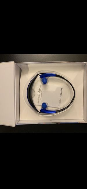 Samsung Gear Circle- wireless headphones for Sale in La Mirada, CA