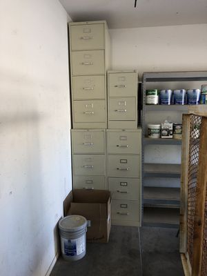 Cabinet files for Sale in Phoenix, AZ