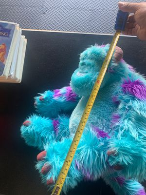 AAA 18 inch mint condition monsters inc scully for Sale in Pasadena, TX