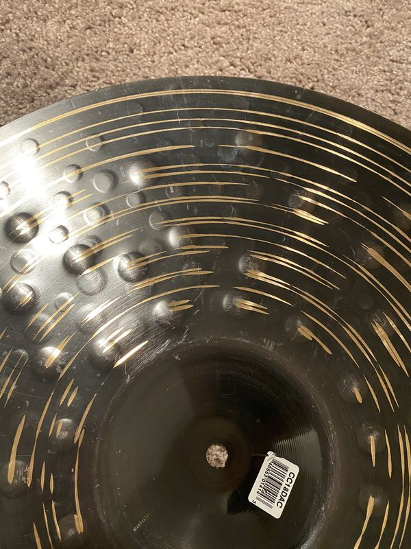 "Meinl Classics Custom Dark Crash Cymbal 18"""