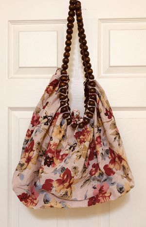 Bohemian hobo floral bag for Sale in Silver Spring, MD