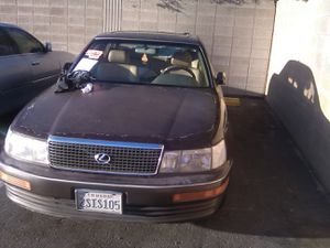 1990 Lexus 400 ls for Sale in Ceres, CA