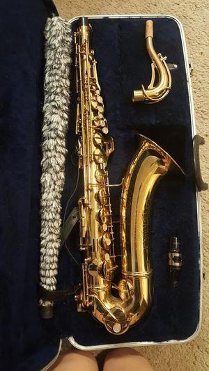 Conn Tenor Saxophone for Sale in Tacoma, WA