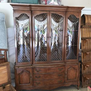 China cabinet for Sale in Menifee, CA