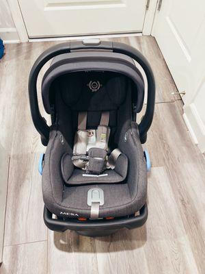 2018 UPPAbaby MESA Infant Car Seat -Jordan (Charcoal Melange) Merino Wool Version/Naturally Fire Retardant for Sale in Los Angeles, CA