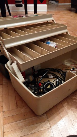 Tackle box for Sale in Pittsburgh, PA