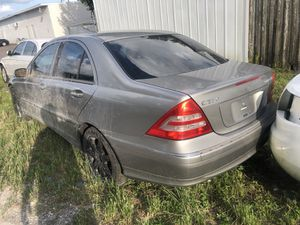 Parting out 2004 Mercedes C class for Sale in Saint Petersburg, FL