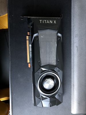 GeForce GTX Titan Xp for Sale in Alameda, CA