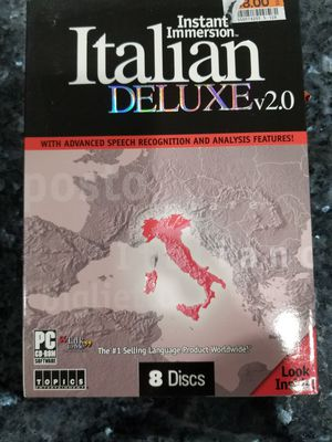Italian Language DVD Learning Set for Sale in Alamo Heights, TX