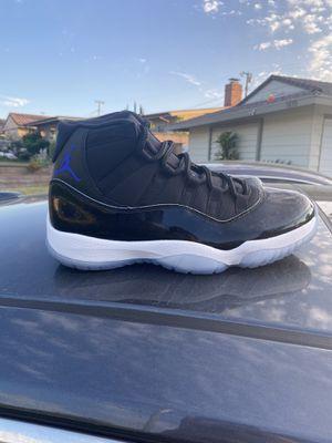 Jordan 11 spacejam for Sale in West Covina, CA