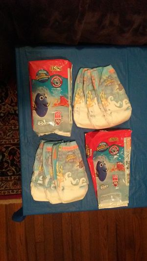 Huggies Little Swimmers - Size Large for Sale in Vienna, VA
