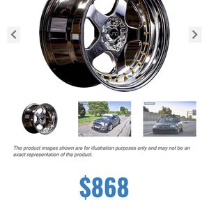 JNC Wheels for Sale in Avocado Heights, CA