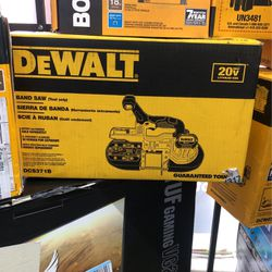Dewalt Band Saw (tool Only)! $40 Initial Payment !!! for Sale in Tampa,  FL