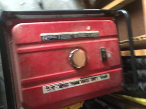 13 hp generator king kraft for Sale in Tinley Park, IL