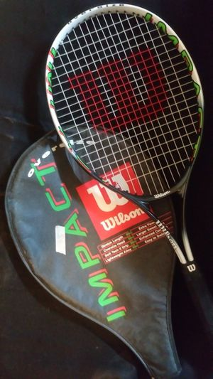 Wilson IMPACT Tennis Racket for Sale in Salt Lake City, UT