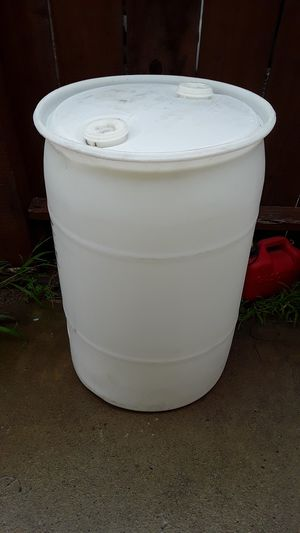 Empty drum 30 gallons for Sale in Poway, CA