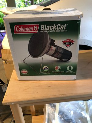 Coleman portable heater (camping) for Sale in Bellevue, WA