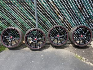 Honda cívic type r rims 20 inch 2018 for Sale in Boston, MA