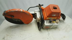 Stihl ts760 concrete saw for Sale in Bellwood, IL