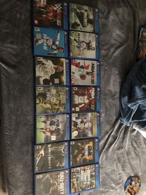 Ps4 games for Sale in Woodbridge, VA