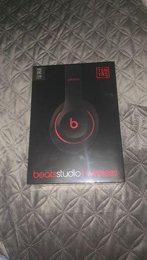 Beats studio wireless headphones for Sale in Stockton, CA