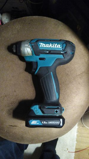 Makita 12-volt battery no charger for Sale in Oceanside, CA