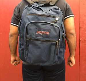 Jansport big Student backpack for Sale in Cudahy, CA