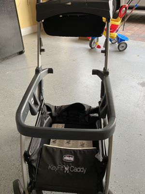 Chicco Multi KeyFit Caddy Car Seat Carrier for Sale in Port St. Lucie, FL