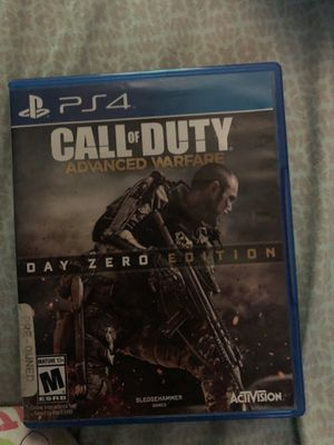 PS4 still new game for Sale in La Vergne, TN