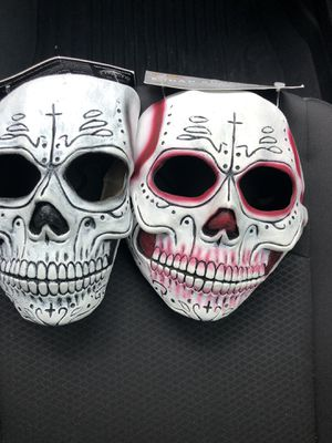 Calavera halloween mask. for Sale in Glendale Heights, IL