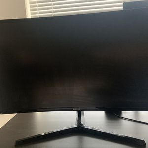Samsung 27 Inch Curved LED Monitor for Sale in Seattle, WA